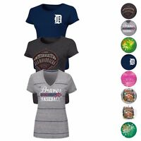 MLB Majestic Women's T-Shirt Collection