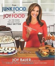 From Junk Food to Joy Food All the Foods You Love to Eat...Only Better Joy Bauer