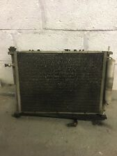 Renault Clio Mk3 1149cc 05-12 Radiator Rad Pack Air Con And Fan