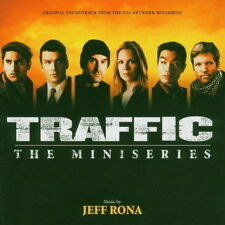 Original Soundtrack Jeff Ronda Traffic The Miniserie 2004 Varese Sarabande CD