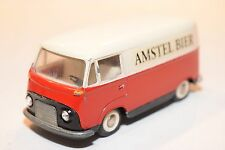 .. TEKNO DENMARK 415 FORD TAUNUS TRANSIT AMSTEL BIER EXCELLENT CONDITION RARE