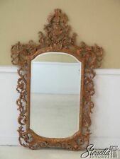 L30062Ec: Theodore Alexander French Style Paint Decorated Mirror ~ New