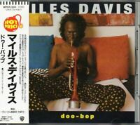 Miles Davis Doo-Bop JAPAN CD with OBI WPCR-503