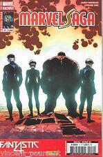 Marvel Saga N°10 - Panini-Marvel Comics Décembre 2015