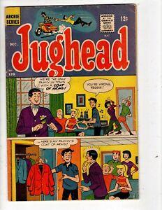 JUGHEAD COMICS No 139 with ARCHIE, REGGIE, BETTY and VERONICA