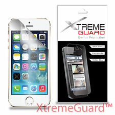 NEW XtremeGuard Clear LCD Screen Protector Shield Skin For Apple iPhone 5S