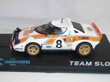 TEAM SLOT LANCIA STRATOS BIC REF. PDV01011510  Nuevo New 1/32