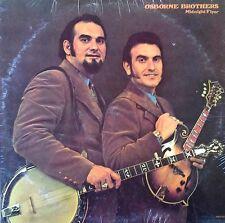 OSBORNE BROTHERS - MIDNIGHT FLYER - MCA LBL - 1973 LP  - SEALED