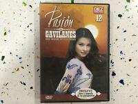 PASION DE GAVILANES DVD 12 INCLUYE FOTOS Y BIOGRAFIAS DE LOS PROTAGONISTAS