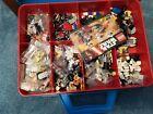 Riesenkonvolut Lego StarWars Minifiguren, Ersatzteile, Köpfe, Helme, top