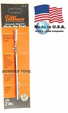 Ullman Pocket Magnetic Pickup Tool Rotating Head 2lbs 4-1/4 to 19 in. Length USA