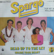 """7"""" 1980 PARTY KULT IN MINT- ! SPARGO Head Up To The Sky"""