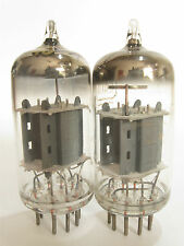 2 matched 1960's RCA 12AX7A (ECC83) tubes - Hickok TV-7B tested @ 47/51, 48/52