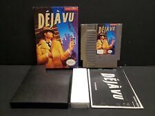 Deja Vu (Nintendo Entertainment System, 1990) NES No Manual