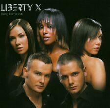 Liberty X Being Somebody CD Album V2 2003