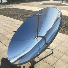 1800W Portable Parabolic Solar Cooker Outdoor Cooking Picnic Stove Camping
