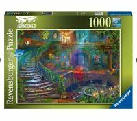 Ravensburger Abandoned Series: Hotel Vacancy 1000 Piece Jigsaw Puzzle New Sealed