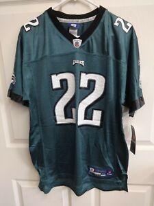 NWT NFL Philadelphia Eagles Samuel # 22 Replica Football Jersey Youth XL (18/20)