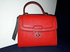 Dolce&Gabbana Mini Bag Vitello Bottalato Red Women