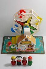Fisher Price 1966 Musical Ferris Wheel #969