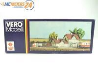 E143 VERO TT 54 58310/129/00154 Gebäude Bausatz Bahnhof Bahnstation Moorbach