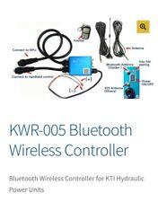 KTI KWR-005  Wireless Bluetooth Controller for KTI Hydraulic Pump