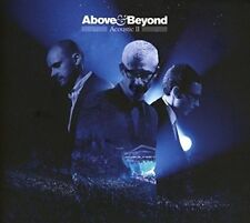 ABOVE & BEYOND - ACOUSTIC II USED - VERY GOOD CD