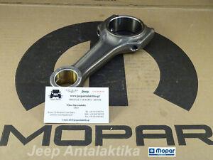 Engine Connecting Rod Jeep Wrangler JK 2.8CRD 2007 - 2018 68020529AA New Mopar