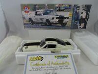1:18 Esatto Dettaglio - 1965 Shelby G.T.350 R-Model Rick Kopec #98 Lmtd Rarità $