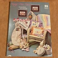 Vintage Sugar Plum Fairy Cross-Stitch and Quilting Vanessa-Ann Collection VAC 7