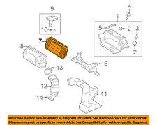 MITSUBISHI OEM 13-15 Outlander Engine-Air Cleaner Filter Element MR968274