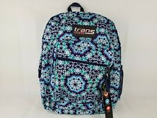 """Trans By JanSport 15"""" SuperMax Backpack Lap Top Sleeve Back Pack"""