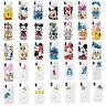 Disney Stitch Minnie Doodle TPU Soft Phone Case For iPhone 5 6 7 8 X XS Max XR