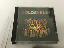 Colosseum ‎Bread & Circuses Label Cloud Nine NO BARCODE CD CLD 9190 2 RARE PRESS