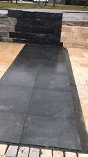 Granit Impala Grey Terassenplatten      60*60*3 cm Geflammt