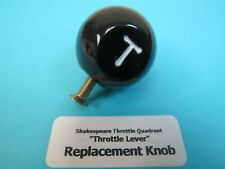 Replacement Throttle Knob for Stearman, Bt-13 Wwii Aircraft Shakespeare Quadrant