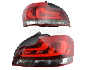 BMW 1 Series E88 E82 Blackline Rear Tail Lights Lamp Facelift Retrofit Genuine