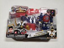 Power Rangers Super Samurai Lightzord with Super Mega Ranger New in Box