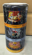 NEW Disney Alice in Wonderland Tea Set Unbirthday 1 pack 3 Nesting Tins 24 Bags