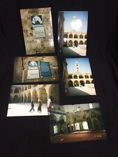 The Mosque of Jazzar Israel Amateur Tourist Snapshot Photos 1996~Set of 6