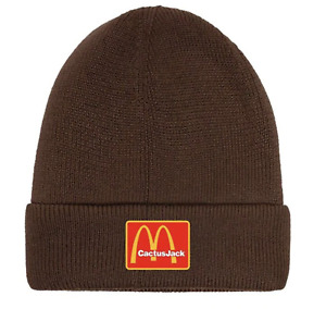 Travis Scott Cactus Jack Beanie Travis Scotts McDonalds Embroidery Winter Hat