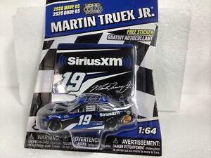 NASCAR AUTHENTICS SiriusXM Martin Truex Jr. RARE! LIQUID COLOR CHASE Small Ding
