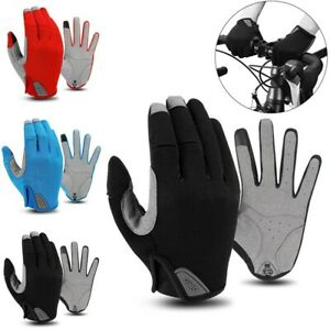 Autumn Gloves Bicycle Bike Outdoor Running S-2XL Touch Screen Anti-slip Sale