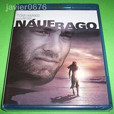 NAUFRAGO BLU-RAY NUEVO Y PRECINTADO