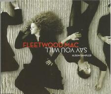 Fleetwood Mac - Say You Will album sampler CD