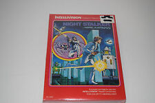 Night Stalker Intellivision INTV Game Brand New Sealed! Mattel