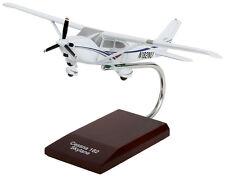 Cessna 182 Skylane Desk Display Private Model Plane Aircraft 1/32 ES Airplane