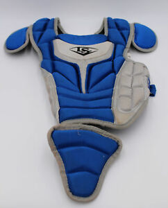 """Louisville Slugger Youth Baseball Catcher 14"""" Chest Protector Free Shipping"""