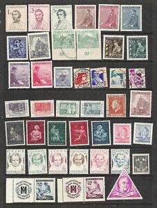 European Stamps J E 1