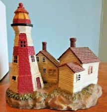 Nautical Notions Collectible East Quoddy Lighthouse New Brunswick